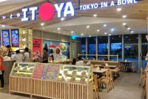 Jual mebel Project 2nd Resto Itoya Tunjungan Plaza Surabaya
