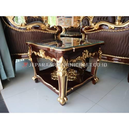 Promo Set Sofa Tamu Klasik Ukir Calista Terpercaya