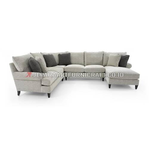 Promo Set Sofa Tamu Minimalis Jati Joyce Jepara Berkualitas