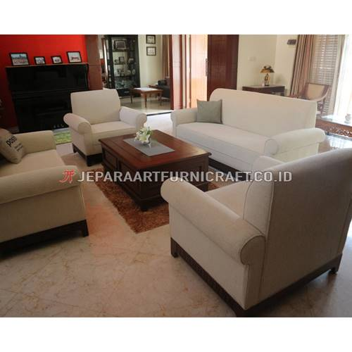 Promo Set Sofa Tamu Minimalis Mewah Afyon Terbaru