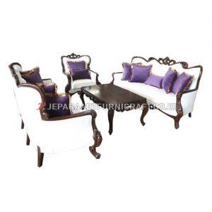 Jual Set Sofa Tamu Ukir Klasik Parretti Terpercaya