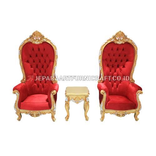 Jual Set Sofa Tamu Ukir Klasik Soimah Termurah