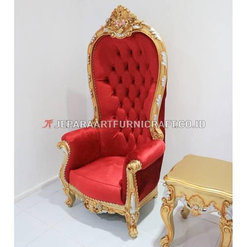 Exclusive Set Sofa Tamu Ukir Klasik Soimah berkualitas
