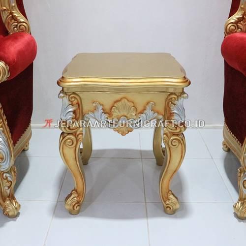 Jual Set Sofa Tamu Ukir Klasik Soimah Terbaru