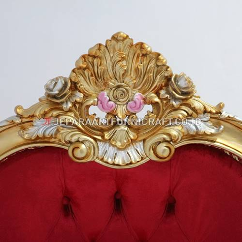 Beli Set Sofa Tamu Ukir Klasik Soimah Berkualitas