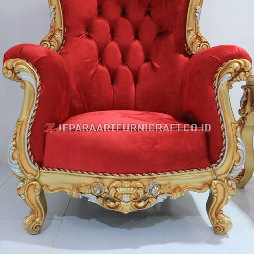 Beli Set Sofa Tamu Ukir Klasik Soimah Terpercaya