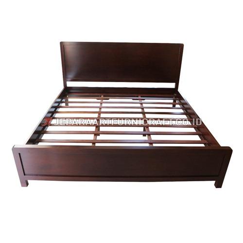 Jual Tempat Tidur Jati Minimalis Anton Termurah