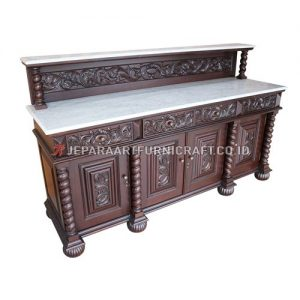 Meja Buffet Antik
