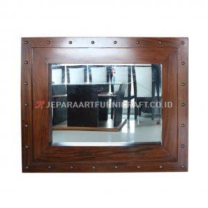 Jual Pigura Cermin Minimalis Solid Trembesi Berkualitas
