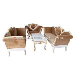 Jual Set Sofa Tamu Mewah Ukir Hashidan Berkualitas