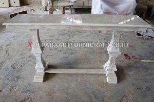 Jual Project Furniture Meja Konsul Bapak Jimmy Cibubur